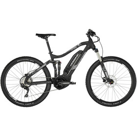 HAIBIKE SDURO FullSeven 3.0 E-MTB fullsuspension sort